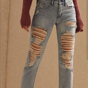 Pacsun boyfriend jeans NWT